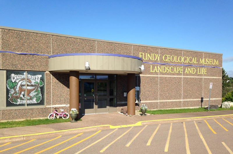 Museum Geologi, Surga Para Geolog